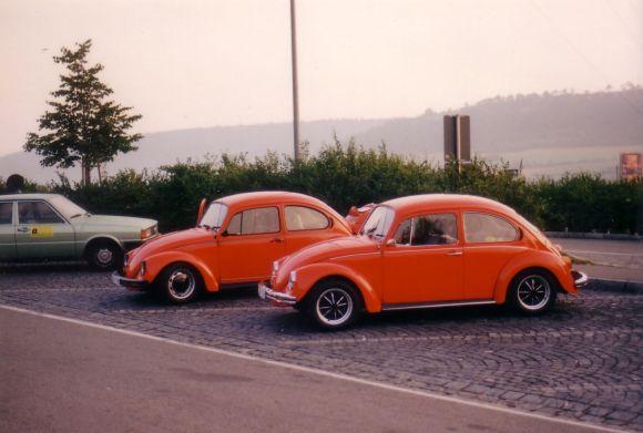 Jeans Bug und Schlüris 1200er