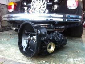 Getriebe AT 4