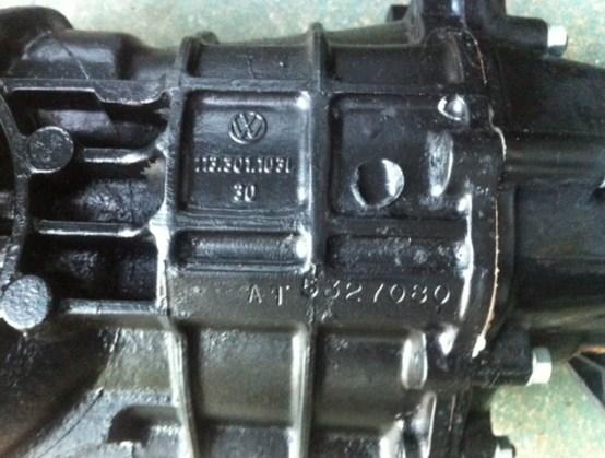 Getriebe AT 5