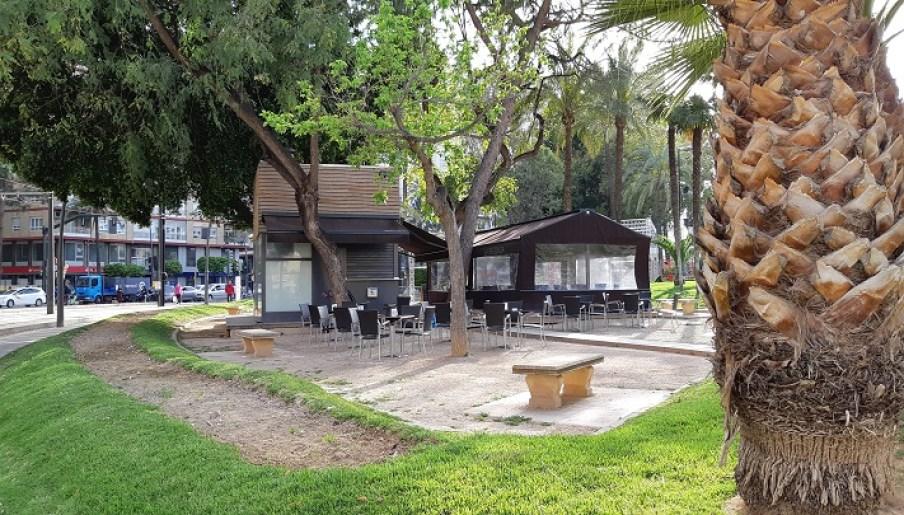 Las Mejores Terrazas En Parques Y Jardines De Murcia Te