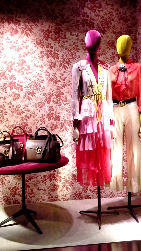 GUCCI ESCAPARATE PASEO DE GRACIA BARCELONA #escaparatelover #window #vetrina (2)