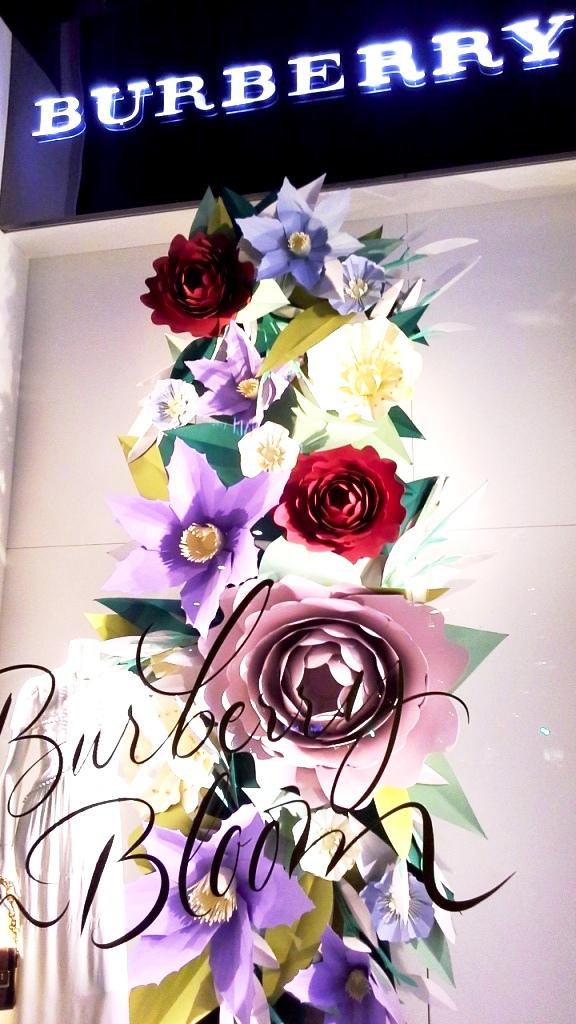BURBERRY ESCAPARATE PASEO DE GRACIA BARCELONA #teviac #escaparatelover #burberrytrend #coolhunter #shop (1)