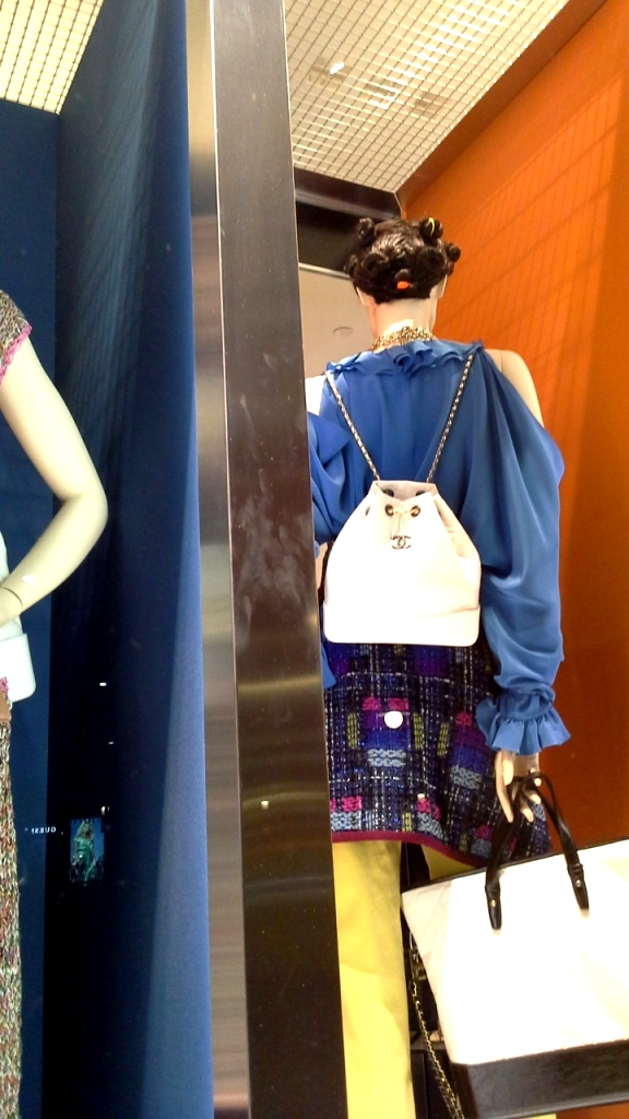 #chanel #chanelescaparate #chanelescaparatismo #escaparatebarcelona #marketing #ecommerce #sales #shopping #trend #fashionistachanel (7)