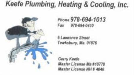 Keefe Plumbing