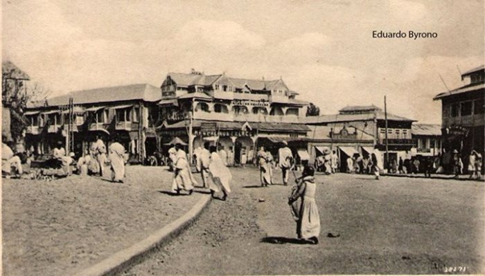 Addis Ababa in 1918