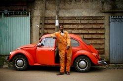 Addis Ababa's VW Beetles (photo gallery)