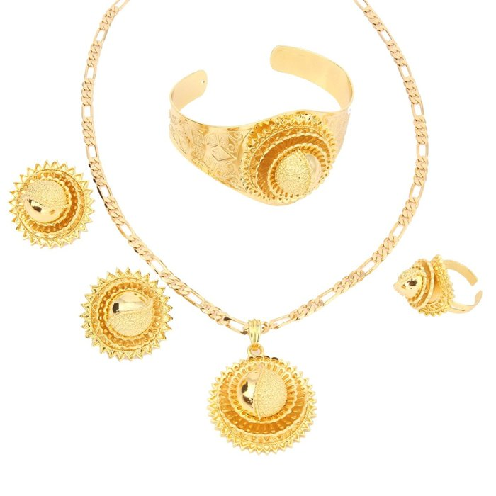 Awesome Ethiopian gold jewelry designs | Tewnet.com