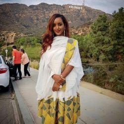 Fryat Yemane goes to Hollywood
