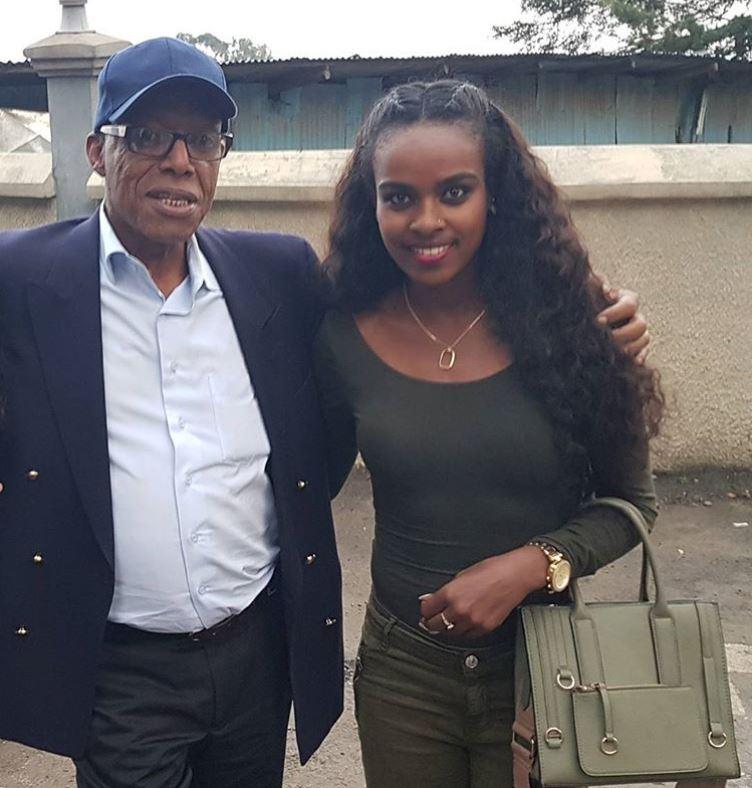 Two Ethiopian legends – Musician Ali Birra and Athlete Genzebe Dibaba