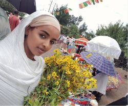 Addisalem Getaneh becoming one of the most popular Ethiopian actress