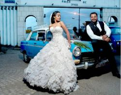 Mekdes Tsegaye official wedding photoshoot