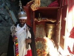 Priests, Monks, and a Nun of the Ethiopian Orthodox Tewahedo Church