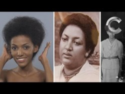 Ethiopian hairstyle evolution over the past 100 years – Video