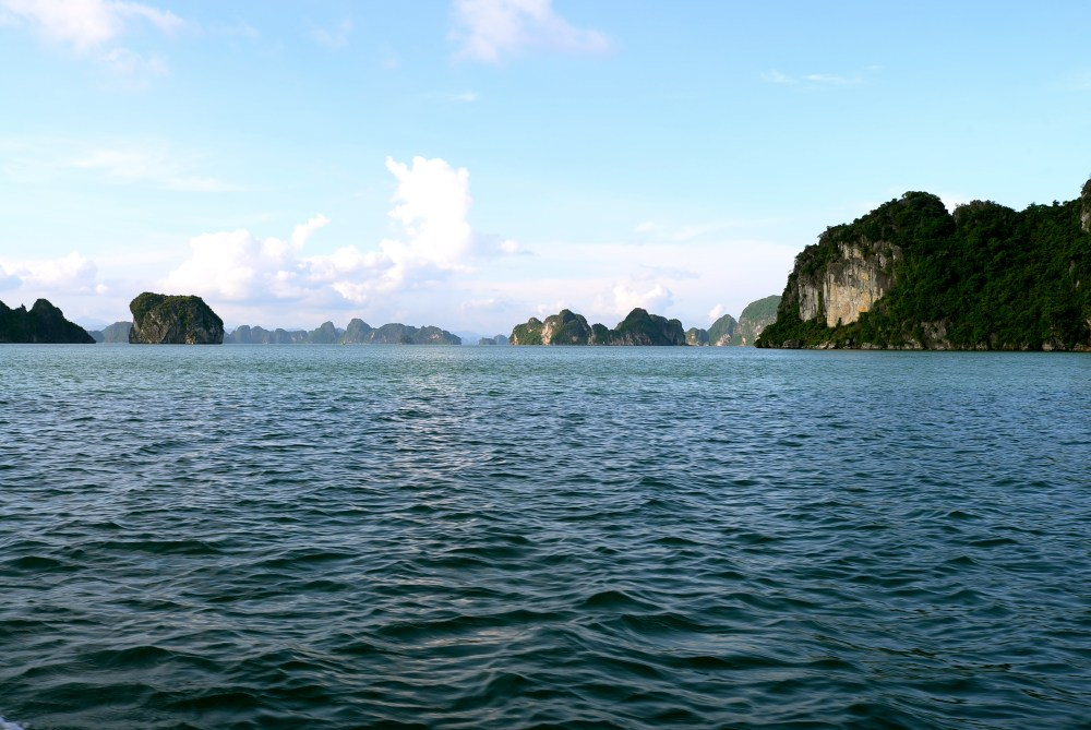 Ha Long Bay (2/6)