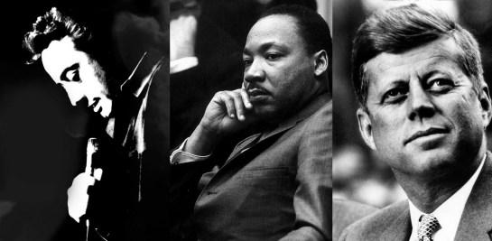 Lenny-MLK-JFK