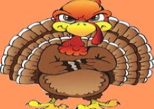 Being The Sad Story and Lamentable Fate of the Good and Gracious Mister Peabody: A Turkey