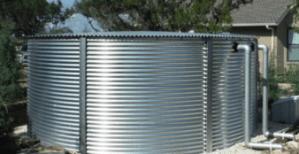 Texan Water- Well Water Storage Tank