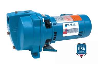 Texan Water - Goulds water technology submersible pumps