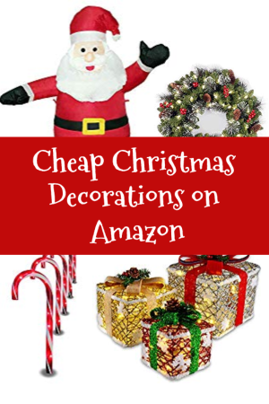 Cheap Christmas Decorations On Amazon Nutritarian Life