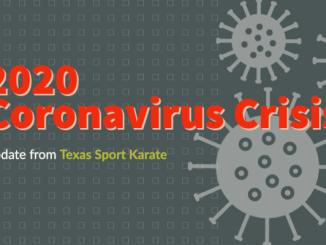 2020 Coronavirus Crisis | Texas Sport Karate
