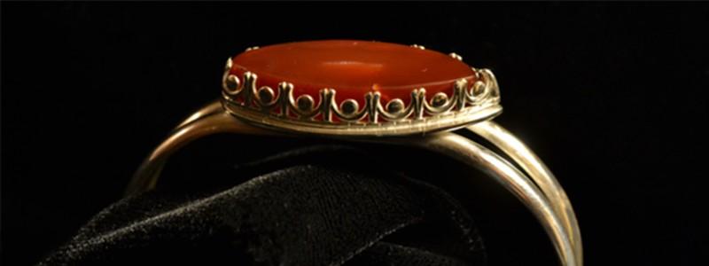 New Bracelet: The Carver Carnelian