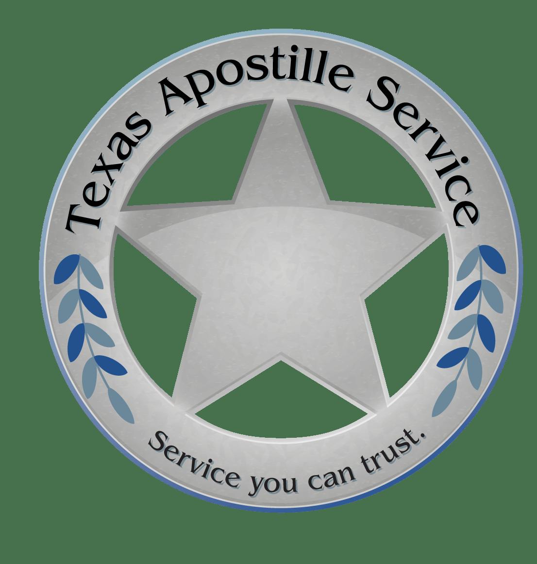 Texas Apostille Service Logo