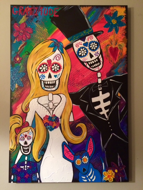What Do Those Sugar Skulls Mean Texas Art And Soul