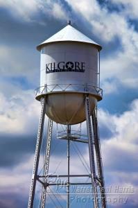 Kilgore Water Tower