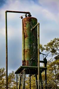 Oil Field Relic