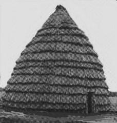 caddo hut