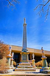 Confederate Monument - Dallas
