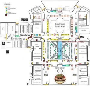 Oktoberfest Map Southlake, Texas