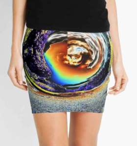 Vortex Pencil Skirts