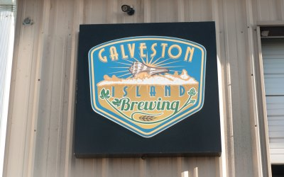 A Birth at Galveston Island Brewing