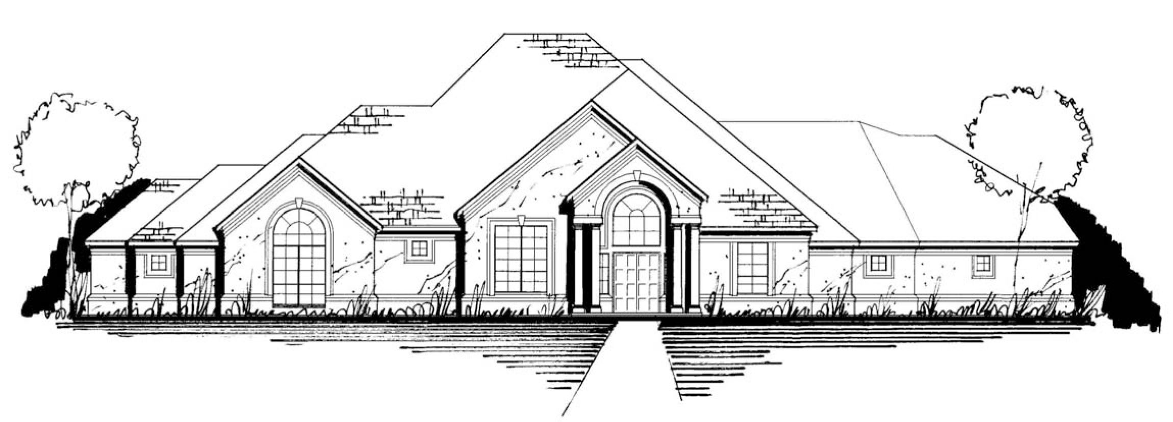 Golden Pond Texas Best House Plans By Creative Architects