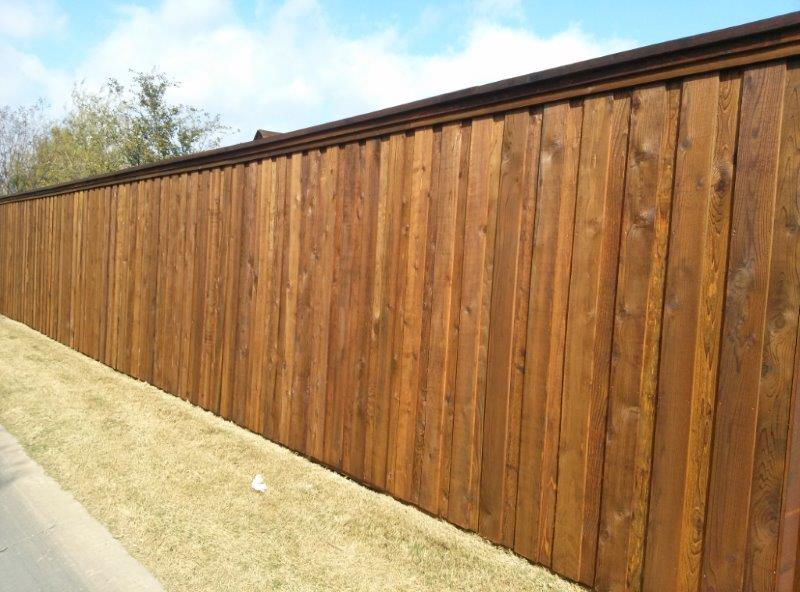 kitchen door repair space saver table fence staining | texas best stain