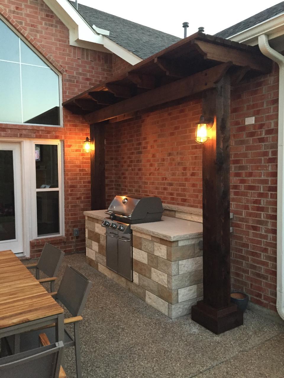 Stonework Amp Concrete Texas Best Stain