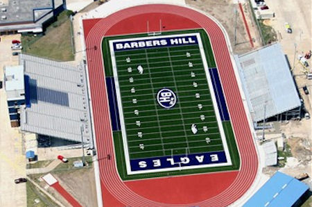 Eagle Stadium  Mont Belvieu Texas
