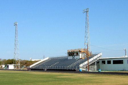 Eagle Stadium Woodsboro Texas