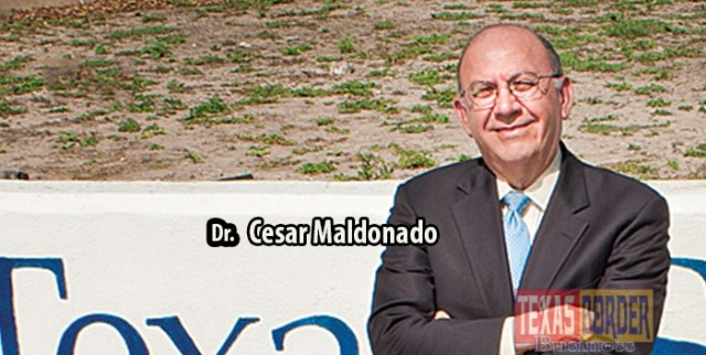 Texas State Technical College President Dr Cesar