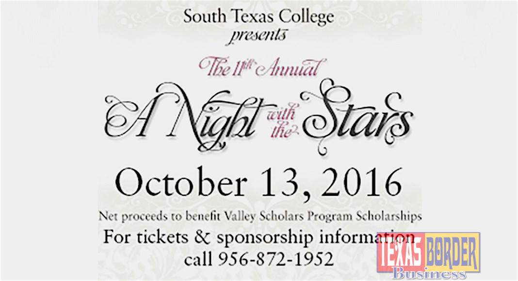 "STC's 11th Annual ""A Night with the Stars"" set for Oct. 13"
