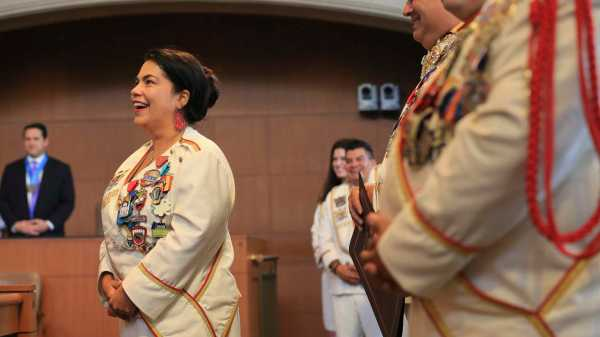 What waits Two Exiting San Antonio City Councilwomen After Eight Years on the Council ?