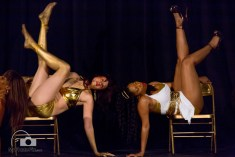 Zensual Fitness and The Dallas School Of Burlesque
