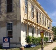 Historic Magnolia Hotel In Seguin Midst Of Renovation