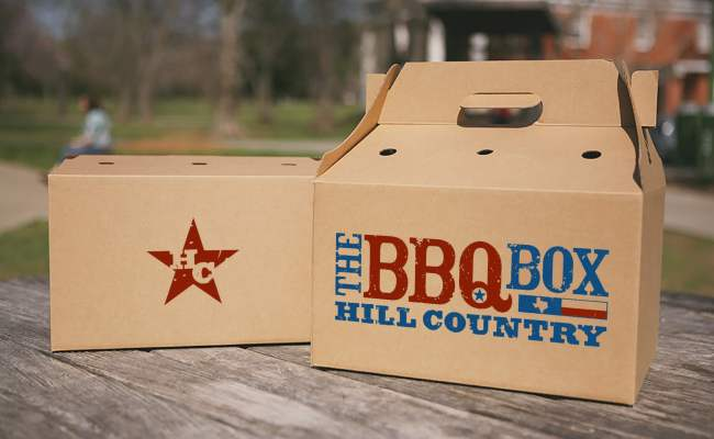 Hill Country Barbecue Texas Creative Website Design