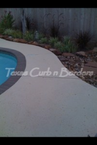 Concrete Stain, Clean, and Texture After Image