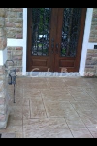 Houston Concrete Staining After Image