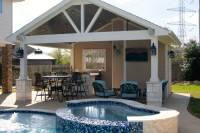 Freestanding Patio Covers, Gazebo, Pool Cabanas Houston ...