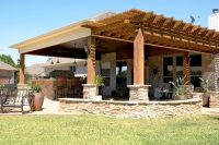 Heritage Grand/Cinco Ranch Outdoor Living Room - Texas ...