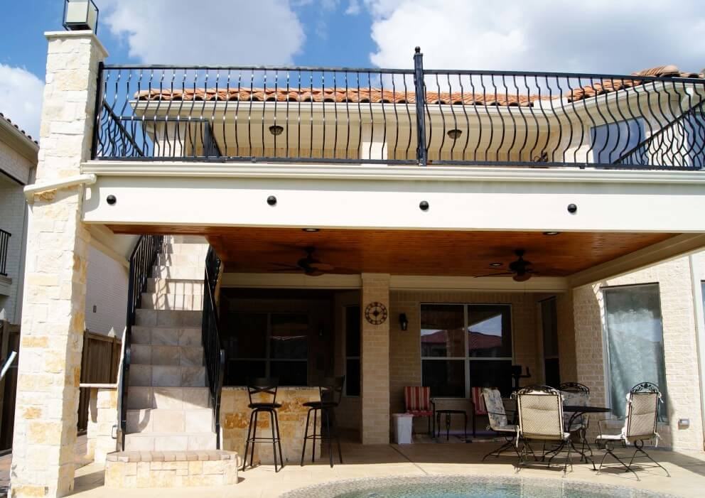 Cover With Balcony Patios Pictures to Pin on Pinterest